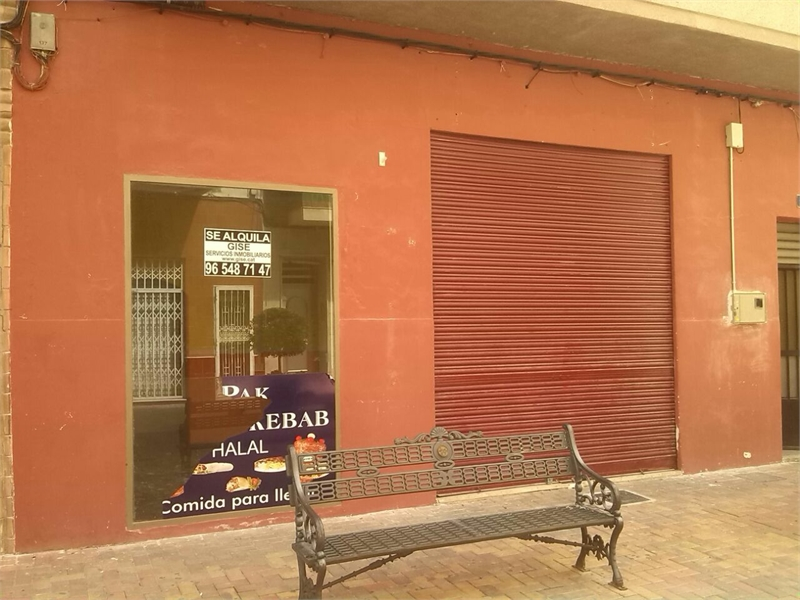 Local comercial c ram n y cajal albatera gise - Gise albatera ...